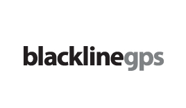 In the Public Eye - Blackline GPS Logo