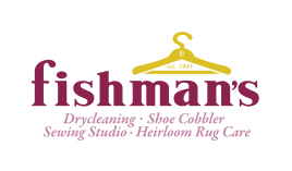 In the Public Eye - Fishmans Logo